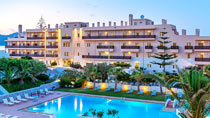 All Inclusive på hotell Santa Marina Beach.