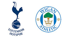 Tottenham - Wigan er et av Vings n&#248;ye utvalgte hotell.