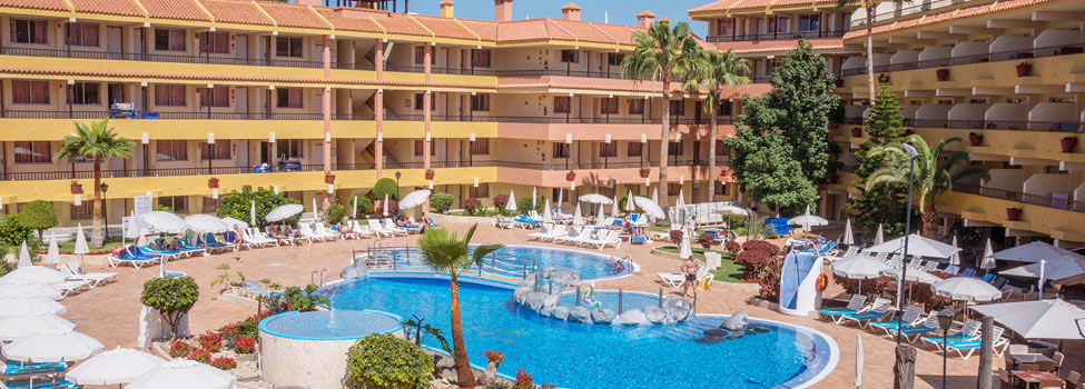 Jardin la caleta hotell playa de las am ricas ving for Aparthotel jardin caleta sur tenerife