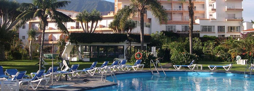 Miramar hotel hotell puerto de la cruz ving - Hotel ving puerto de la cruz ...
