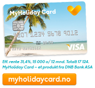Les mer om MyHoliday Card