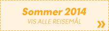 Reiser sommeren 2014