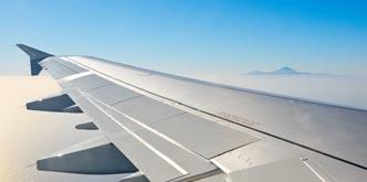 Reis fra din nærmeste flyplass
