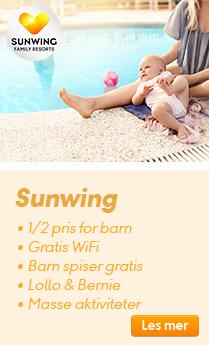 Våre egne Sunwing Family Resorts