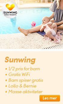 Våre egne Sunwing Family Resorts