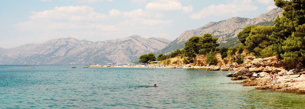 Makarska-rivieraen