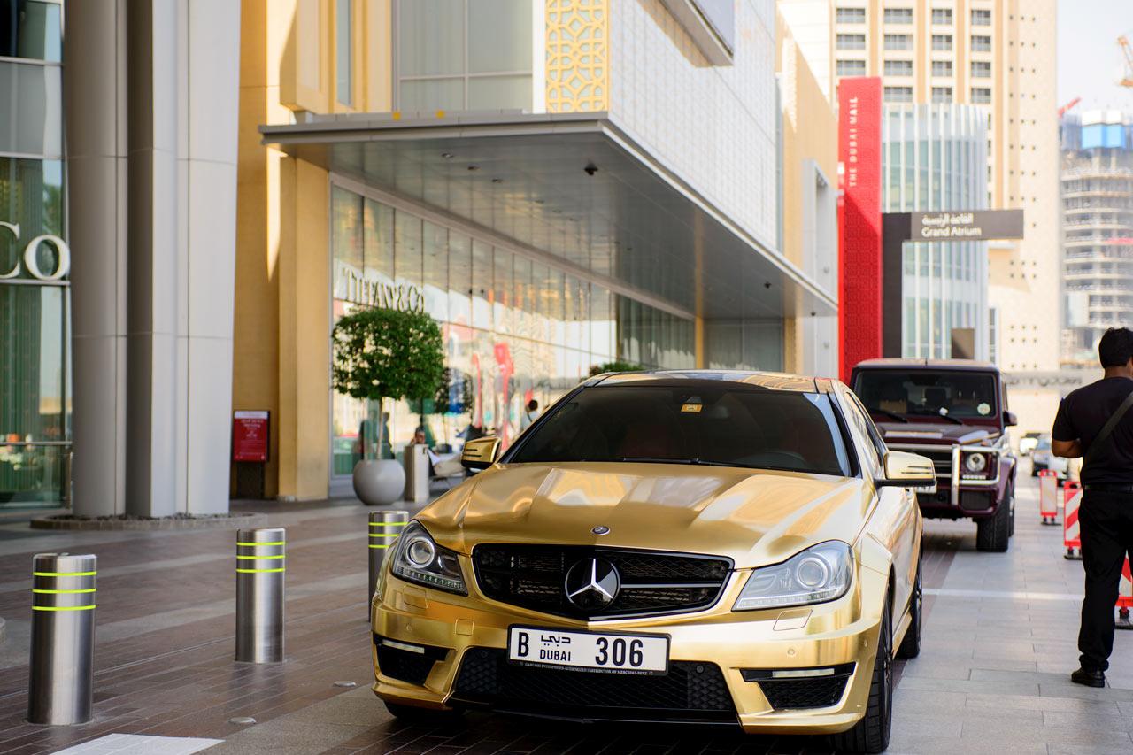 De forente arabiske emirater - The Dubai Mall, Downtown Dubai