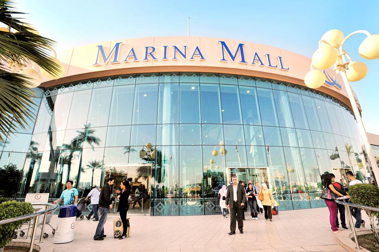 De forente arabiske emirater - Abu Dhabi City