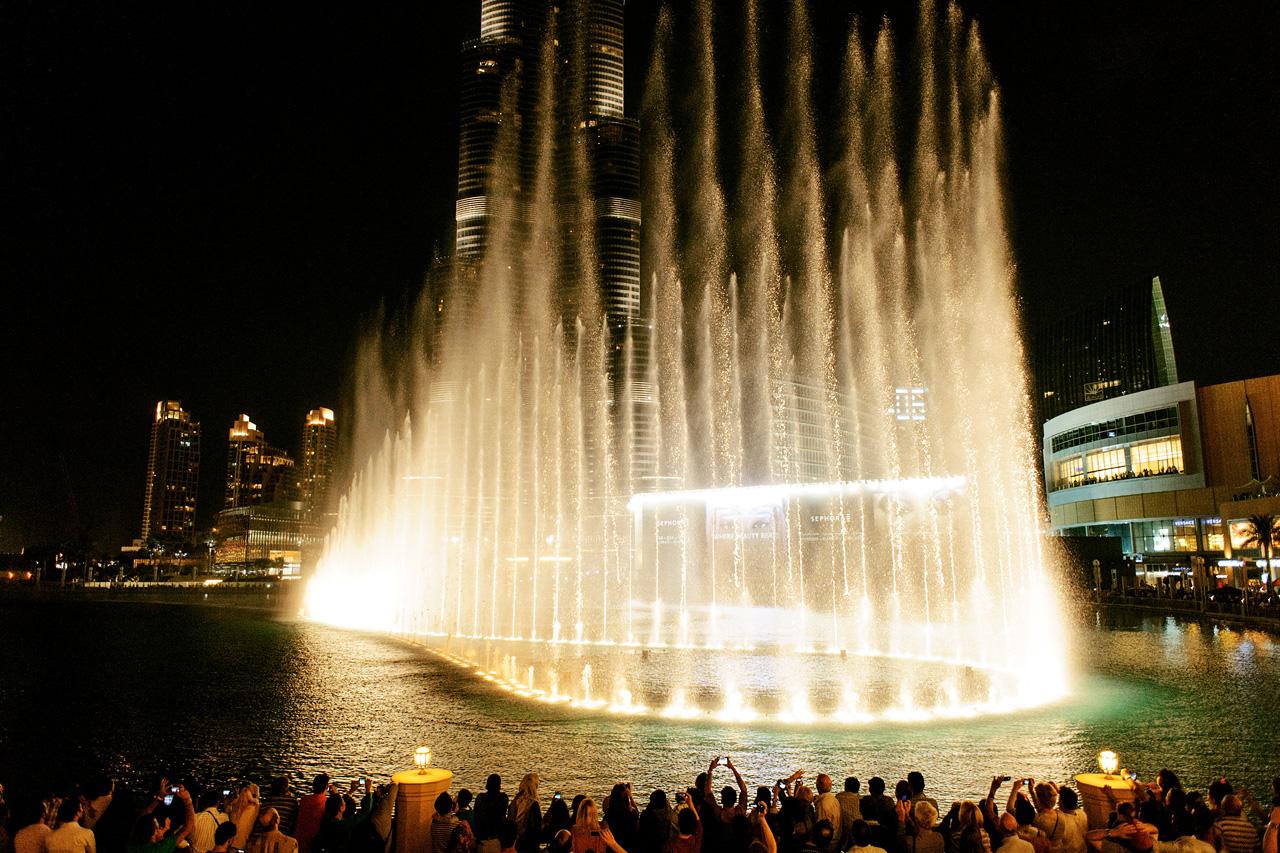De forente arabiske emirater - Downtown Dubai