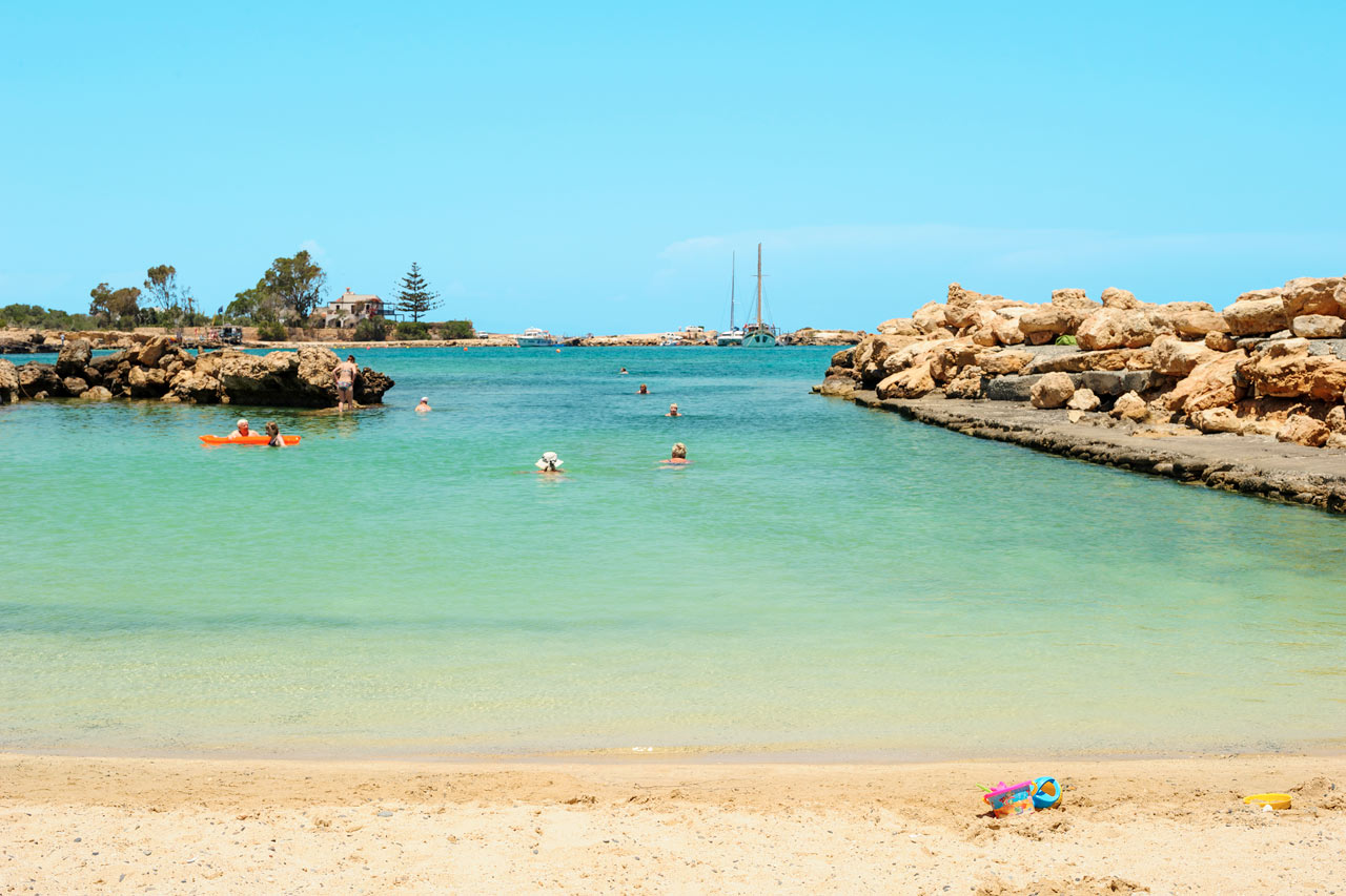 Kypros - Protaras/Fig Tree Bay