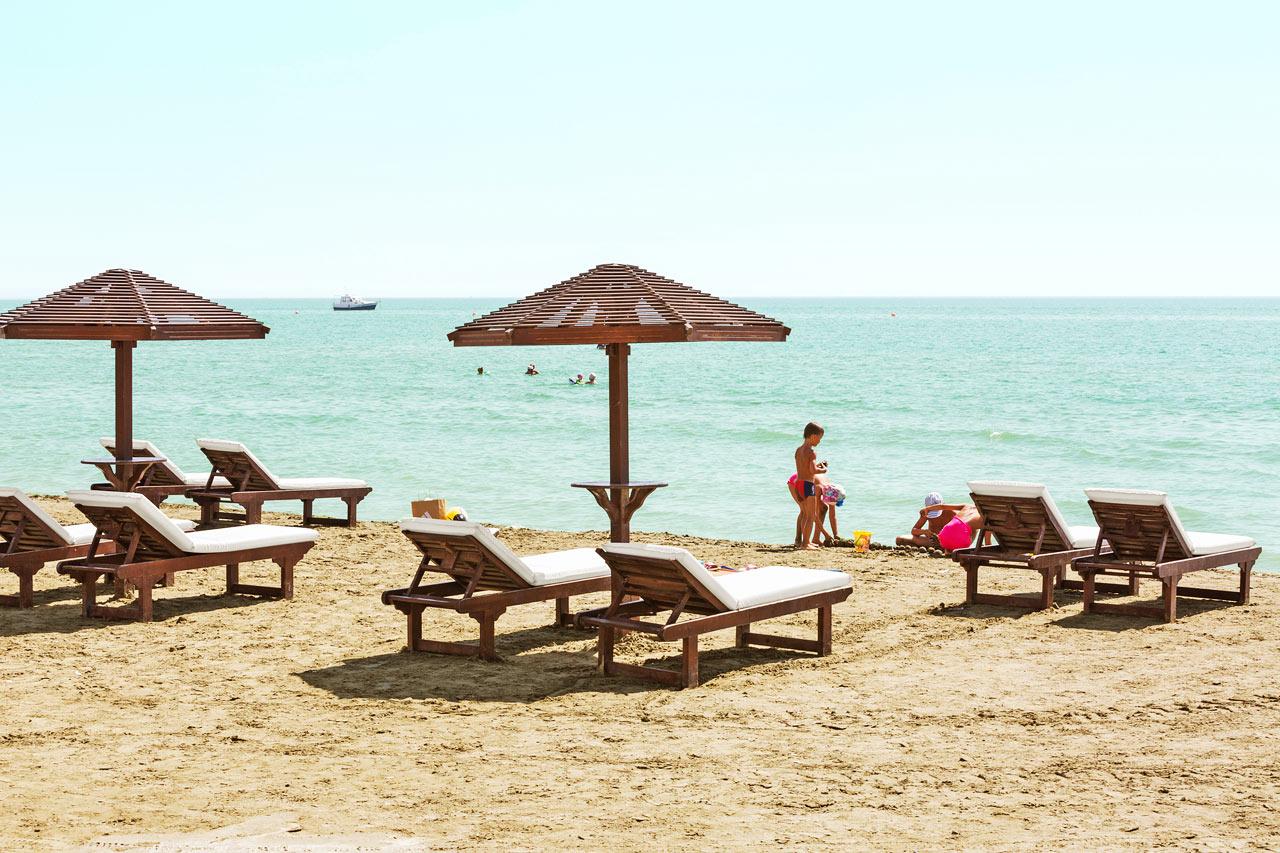Kypros - Larnaca