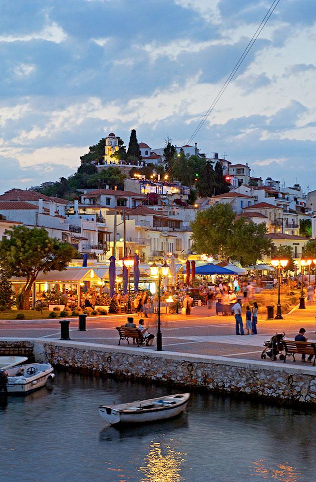 Hellas - Skiathos by