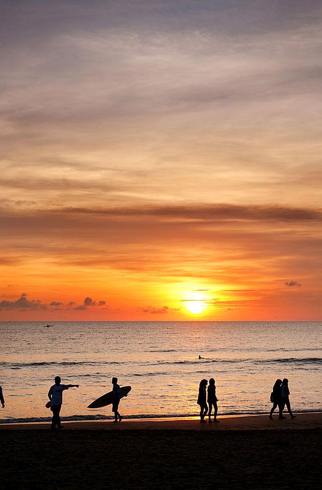 Indonesia - Kuta Beach
