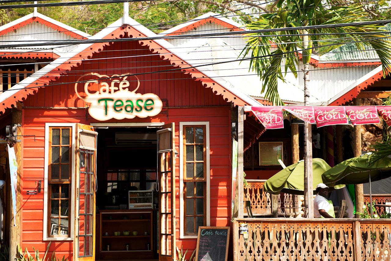 Jamaica - The Hip Strip, Montego Bay