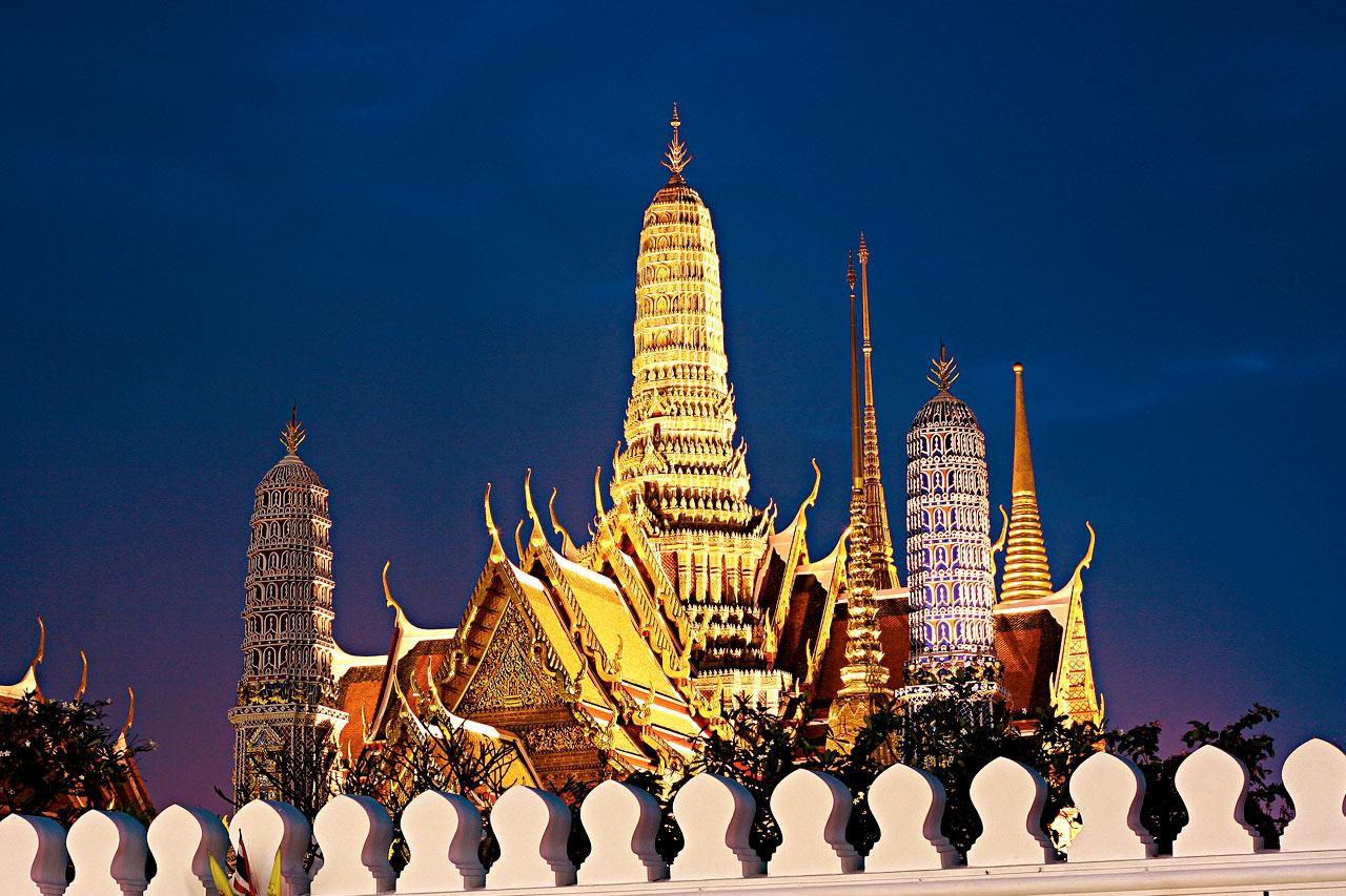 Thailand - Grand Palace, Bangkok