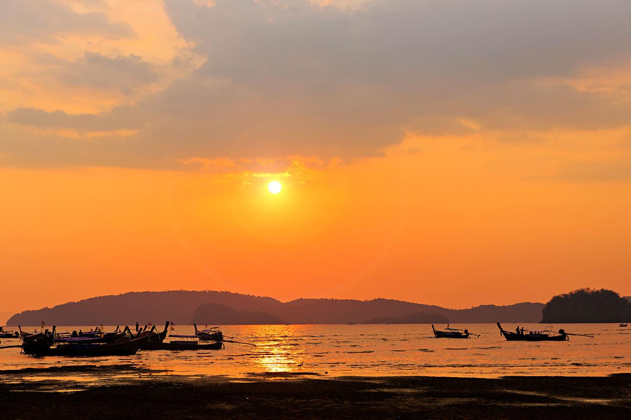 Thailand - Ao Nang, Krabi