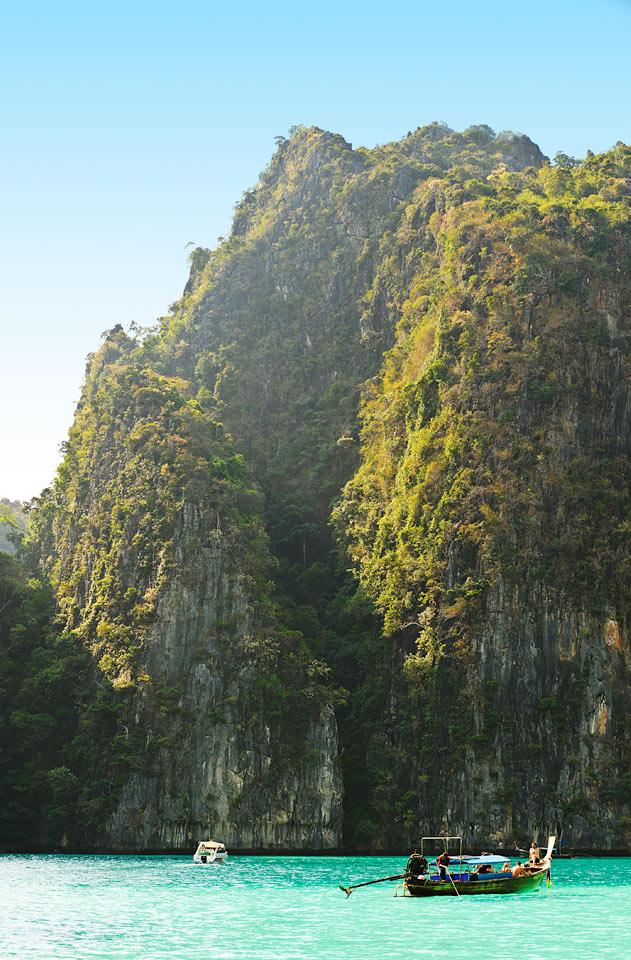 Thailand - Maya bay, Phi Phi