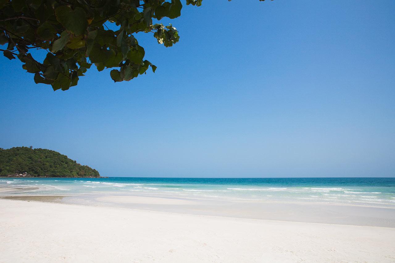 Vietnam - Bai Sao beach, Phu Quoc, Vietnam.