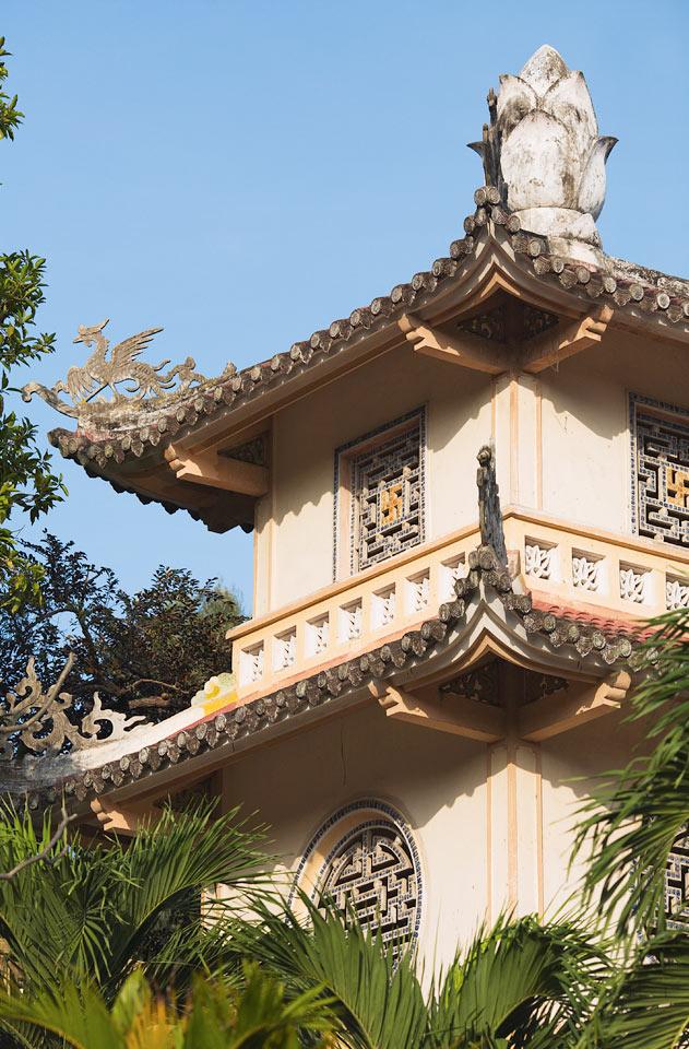 Vietnam - Long Son Pagoda, Nha Trang, Vietnam.