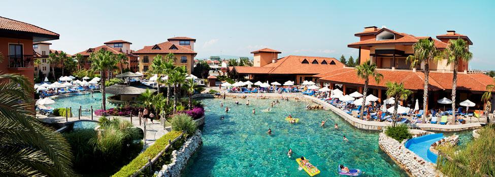 Club Grand Aqua, Side, Antalya-området, Tyrkia