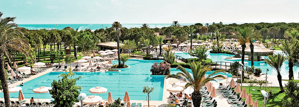 Gloria Golf Resort, Belek, Antalya-området, Tyrkia