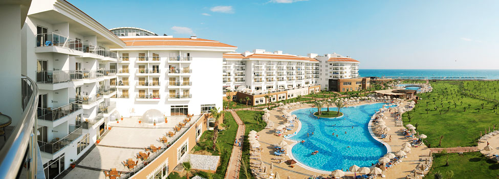 SunConnect Sea World Resort & Spa, Side, Antalya-området, Tyrkia