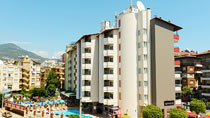All Inclusive på hotell smartline Sunpark Aramis.