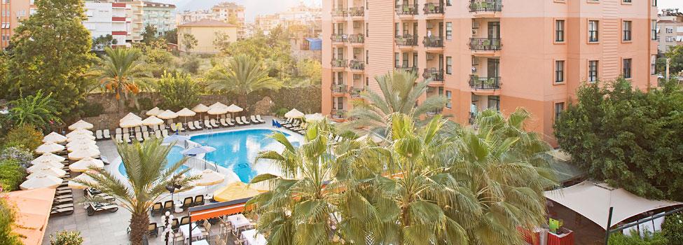 smartline Sunpark Garden, Alanya, Antalya-området, Tyrkia