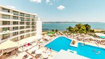 All Inclusive på hotell Festa Panorama Hotel.