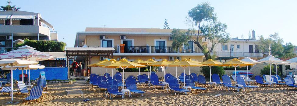 Camelia Studios & Apartments, Chaniakysten, Kato Stalos & Kalamaki, Kreta, Hellas