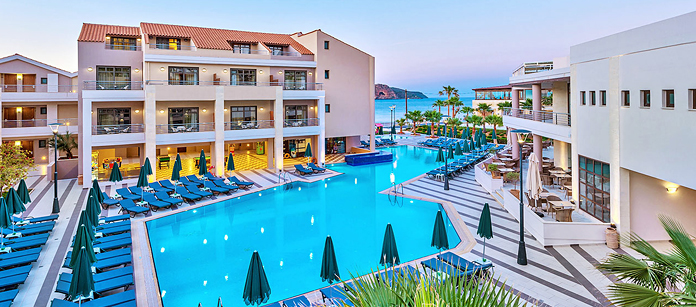 Porto Platanias Beach & Spa