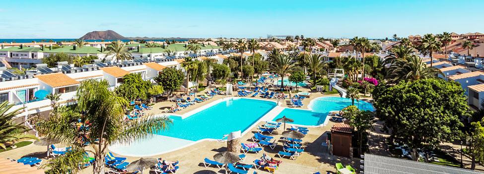 smartline Playa Park, Corralejo, Fuerteventura, Kanariøyene