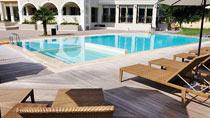 Corfu Mare er et hotell for voksne.