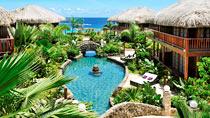 Kontiki Beach Resort Curacao er et av Vings nøye utvalgte hotell.