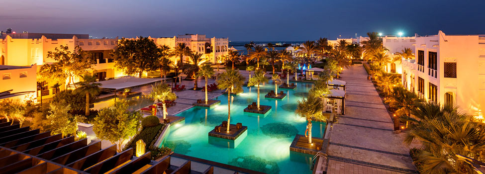 Sharq Village and Spa Hotel, Doha, Qatar