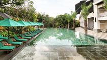Puri Santrian er et av Vings nøye utvalgte hotell.