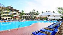 Prama Sanur Beach Bali er et av Vings nøye utvalgte hotell.