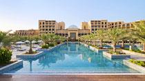 All Inclusive på hotell Hilton Ras al Khaimah Resort & Spa.