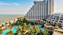 Hilton Hua Hin – et av våre mest romantiske hotell.