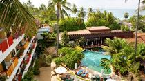 Karona Resort & Spa er et hotell for voksne.