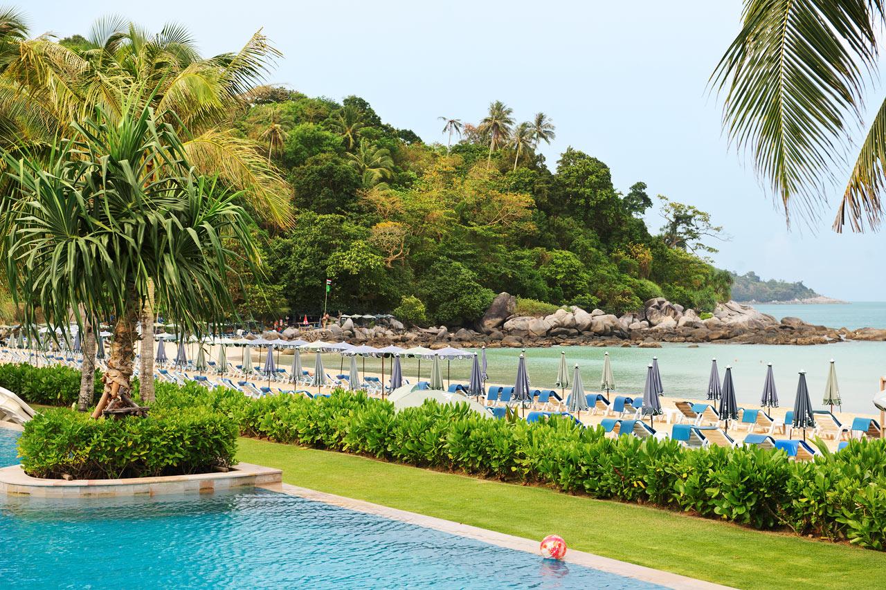 ... Katathani Phuket Beach Resort, Kata Beach - Bestill ferien hos Ving