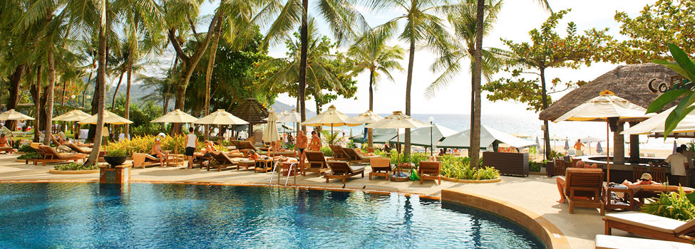 Katathani Phuket Beach Resort - Hotell Kata Beach | Ving