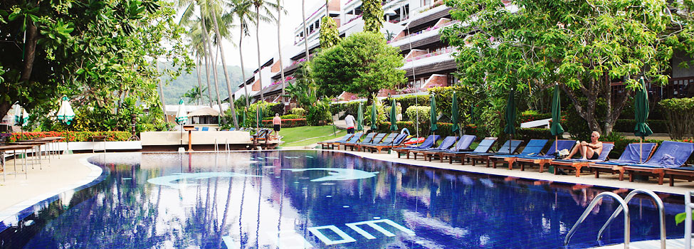 Phuket Ocean Resort, Karon Beach, Phuket, Thailand