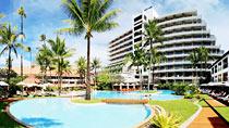 Patong Beach Hotel er et av Vings nøye utvalgte hotell.