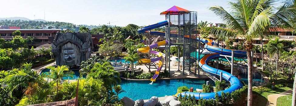 Phuket Orchid Resort & Spa, Karon Beach, Phuket, Thailand
