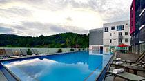 Favehotel Cenang Beach er et av Vings nøye utvalgte hotell.