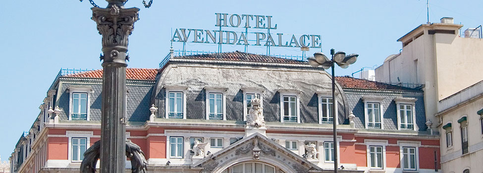 Avenida Palace, Lisboa, Lisboa-området, Portugal