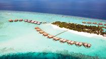 All Inclusive på hotell Veligandu Island Resort.