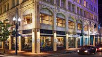 Renaissance New Orleans Pere Marquette er et av Vings nøye utvalgte hotell.