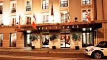Beau Rivage er et av Vings nøye utvalgte hotell.